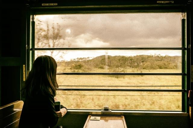 電車での暇つぶし【旅行編】特殊ルールで〇〇するとメッチャ面白い!