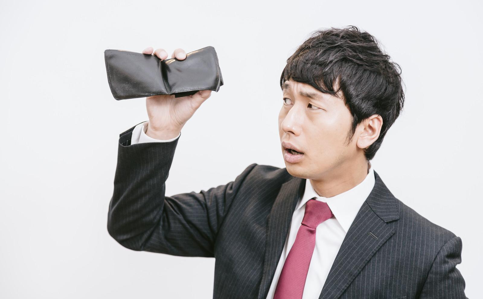 財布を落とした!電車でスラれた?財布が無事に戻ってくる確率は35%