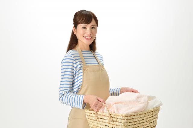 洗濯は毎日する?二人暮らしなら週1で充分!衛生面も気にしない裏技!