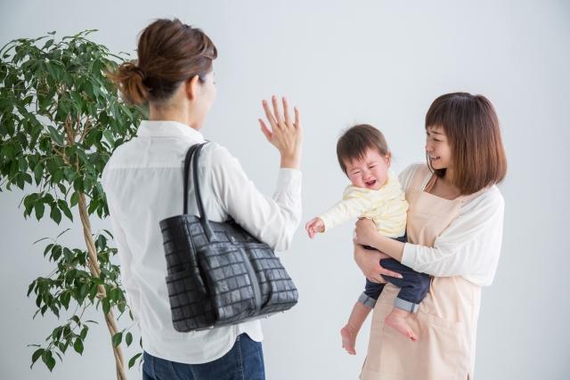 幼稚園へ行く時に泣く年少の子供【意外と簡単な3つ方法で解決!】